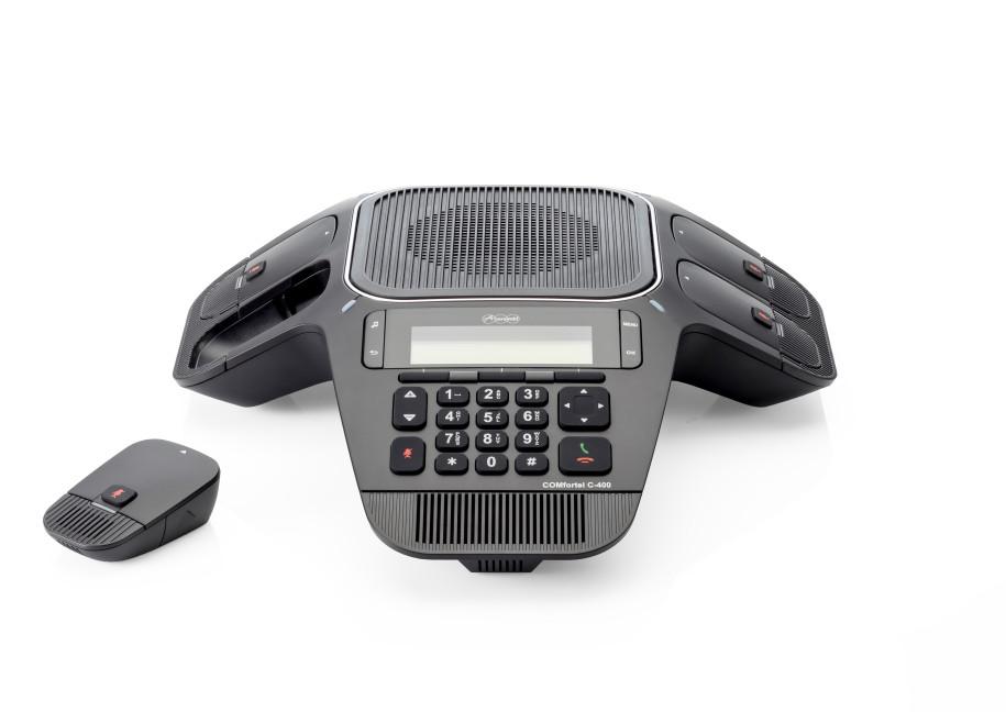 Auerswald Comfortel C-400 IP-Konferenztelefon