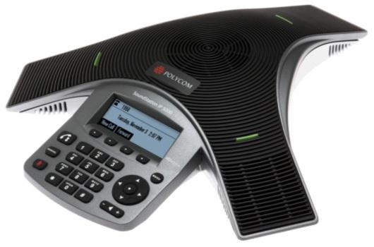 Polycom IP Konferenztelefon IP 5000