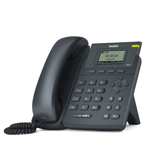 SIP Telefon: Yealink T19P