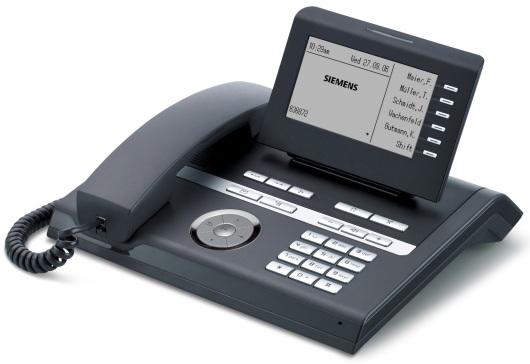 IP Telefon: Unify Openstage 40