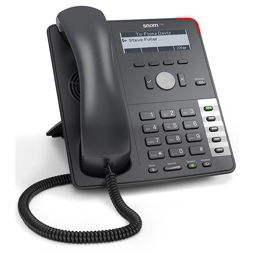 Snom IP Telefone: D710