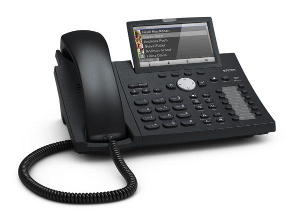 Snom IP Telefone: D375