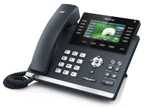 SIP Telefon: Yealink T46G