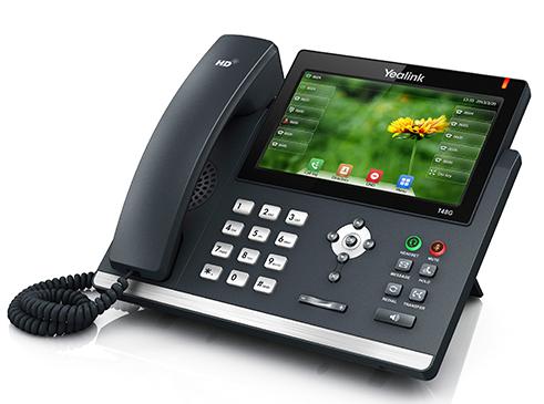 SIP Telefon: Yealink T48G