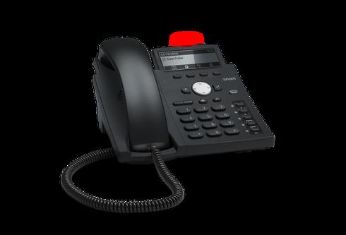 Snom IP Telefone: D315