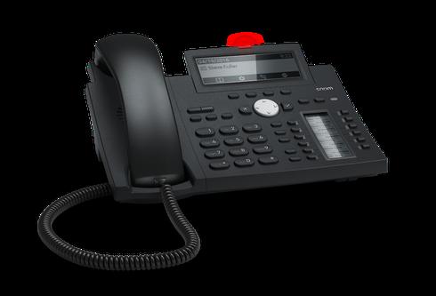 Snom IP Telefone: D345