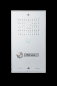 Baudisch Kompakt-Sprechstellen: Compact Mini Video-Tür-Sprechstelle_Front