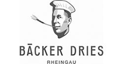 Referenzen Bäcker Dries