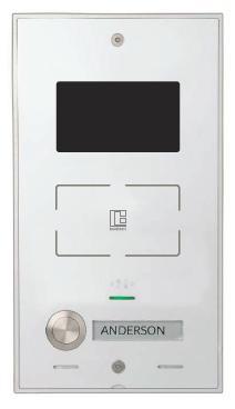 Baudisch Kompakt-Sprechstellen Compact Mini 1T Video